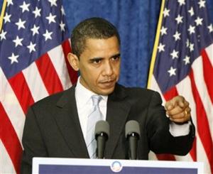 B. Husein Obama